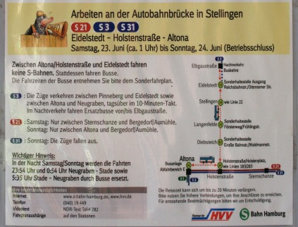 S-Bahn infos