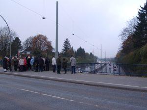 A7-Brücke vom Wördemanns Weg