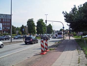 Kieler Str. Stellingen A7-Brücke 1