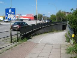 Stellinger Fußgängertunnel 1