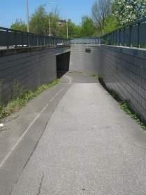 Stellinger Fußgängertunnel 2