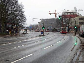 Kieler Straße Kreuzung